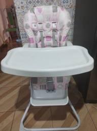 Cadeira de alimentação bebê