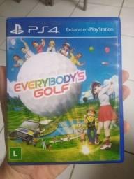 Everybody's Golf de PS4