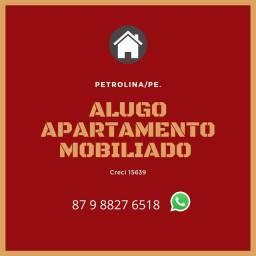 Título do anúncio: Alugo Apartamento Mobiliado
