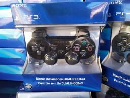 Controle sem fio Sony para PlayStation 3, consulte entrega