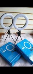 Ring light led de mesa