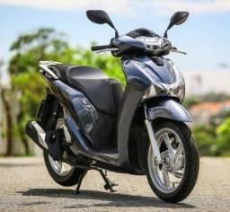 Honda SH 150 ABS 2020 com 1.245km