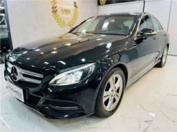 Título do anúncio: Mercedes-benz C 180 2015 1.6 cgi 16v turbo gasolina 4p automático