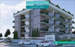 Título do anúncio: Flat no Centro de Porto de Galinhas com Academia e Piscina no Rooftop | 1 Quarto +36m²