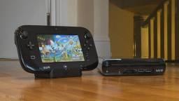 Título do anúncio: Troco Wii U desbolq por PS4 Slim