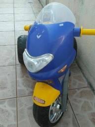 Título do anúncio: Vendo  Moto Elétrica Infantil Sprint Turbo 2 Marchas  Parcelo no cartão
