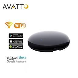 Controle universal infravermelho wi-fi - Alexa ou Google home