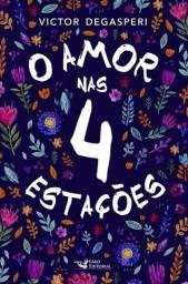 Livro - O Amor Nas 4 Estações<br><br>