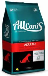 all canis - adulto - porte pequeno 15kg
