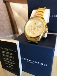 Maravilhoso relógio original Tommy Hilfiger