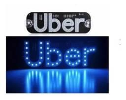 Título do anúncio:  Led Uber Luminoso  p/ Motorista de Aplicativo.