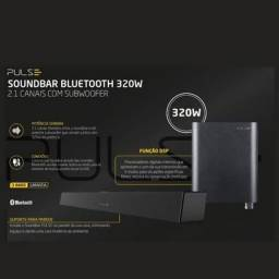SOUNDBAR BLUETOOTH PULSE 320W