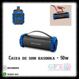 BASOOKA ( caixa de som ) 50W