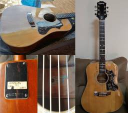 EPIPHONE TEXAN FT 145 ? 1970-JAPONES RESTAURADO<br>