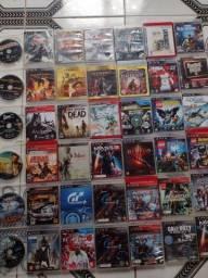 Jogos para PS3 passo cartão leia a descrição