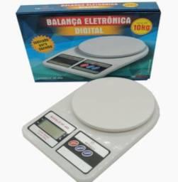 Balança Digital 1g A 10 Kg Cozinha Fitness Farmacia