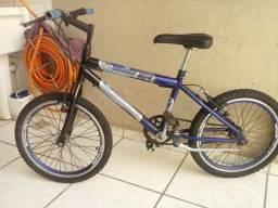 Bicicleta vzan aero 20 bike otima pra manobra aro 20