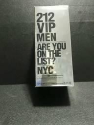 212 Vip Men - Perfumes Importados