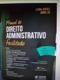 Manual de Direito Administrativo Facilitado 2018