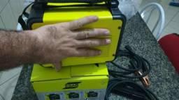 Solda Inversora Esab 160 Amperes Handyarc 160i 220v