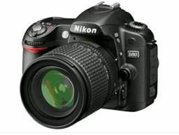 Camera Profissional Nikon d80