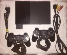 PlayStation2 original com problema de som
