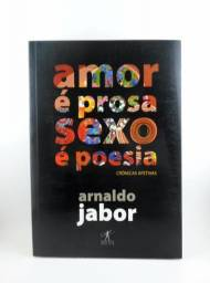 Amor é prosa, sexo é poesia