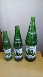 Lote de garrafas minuano