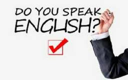 Private english all levels online