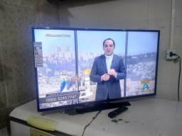 Tv samsung 40 pol. led HD. nova