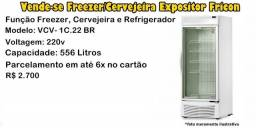 Freezer & Cervejeira Fricon