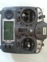 Radio para aeromodelo