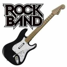 Guitarra+Bateria Rock band
