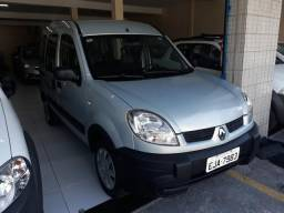 RENAULT KANGOO 2008/2009 1.6 AUTHENTIQUE 16V FLEX 3P MANUAL - 2009