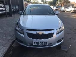 Gm - Chevrolet Cruze Sedan 1.8 Lt Automático - 2012