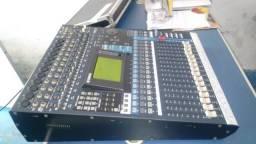 Mesa De Som Digital Yamaha 01v96 + Placa My16 +ada8000+ Case