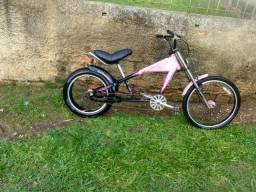 Vendo ou troco bike chopper