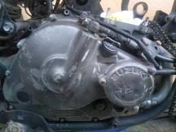 Motor dr 650 somente parte de baixo
