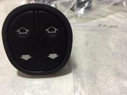 Botão duplo vidro elétrico Ford Ka