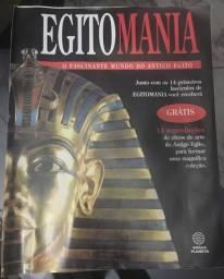 Coleção completa Egitomania