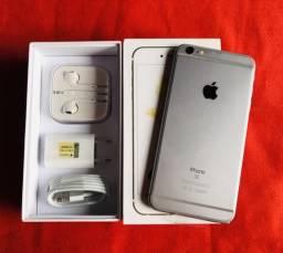 IPhone 6s Plus 32g NOVO 1 ano de Garantia Apple