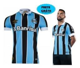 Camisa Grêmio Oficial Umbro 2019 Nova na Etiqueta G e GG Entrega Gratuita
