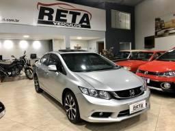 Civic EXR 2.0 Completo Automático 2016 - 2016