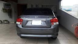Honda city 2011 modelo 2012.Aceita troca menor valor - 2011