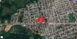 Terreno à venda, 342 m² por r$ 140.000 - plácido de castro - rio branco/ac