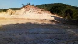Bota fora - Minerais (areia, arenoso e caulim)