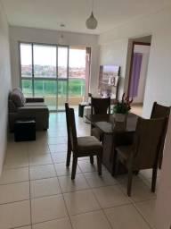 Alugo apartamento de 2 quartos semi-mobiliado no Torres do Atlântico - Lauro de Freitas