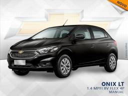 CHEVROLET ONIX 1.4 MPFI LT 8V FLEX 4P MANUAL - 2019