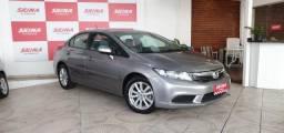 Civic Sedan LXR 2.0 Flexone 16V Aut. 4p - 2014
