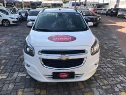 Spin 1.8 ltz automático 2018 7 lugares - 2018